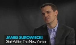 Bekijk het interview met James Surowiecki
