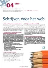 Schrijven voor het web: 5 tips voor webredacteuren
